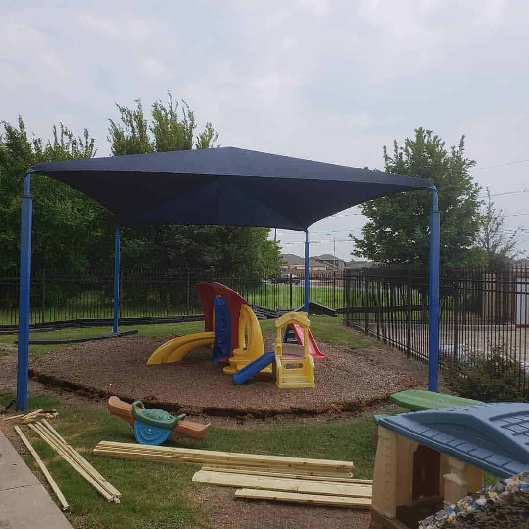 outside playground recreational area