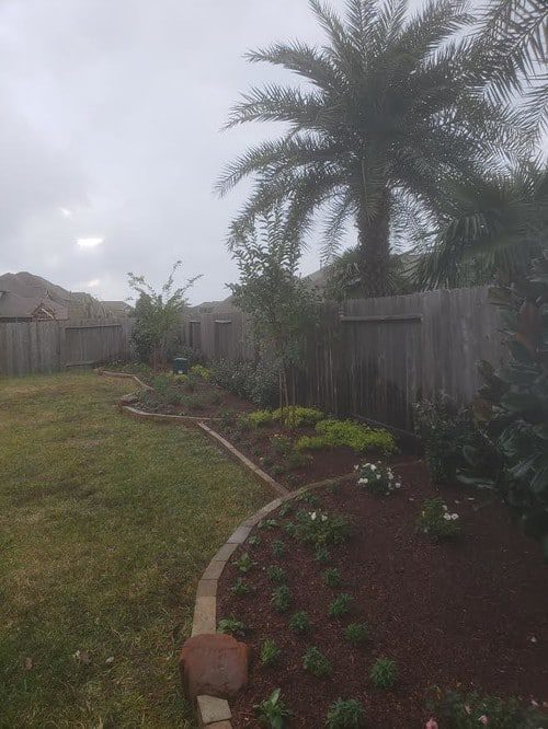 the best landscaping installation by Helms Landscape